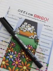 Office Jargon bingo template give away
