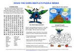 Free puzzle for kids