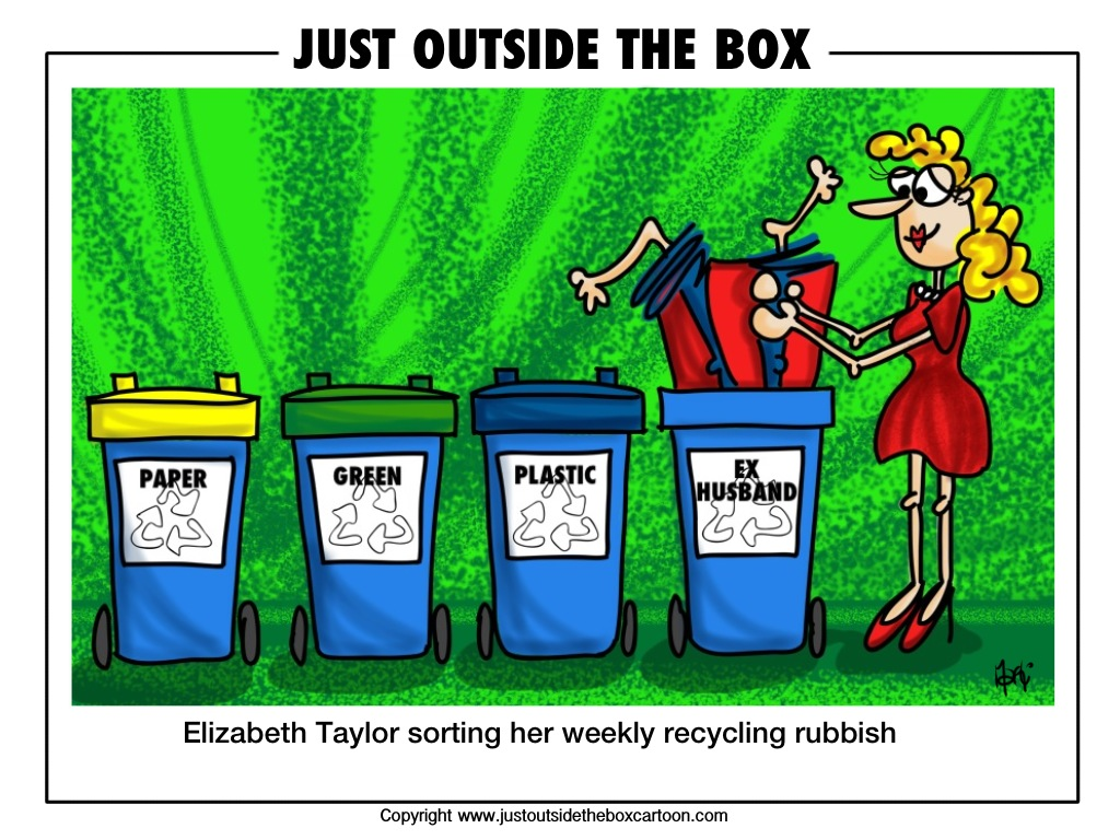 Reduce, Reuse, Recycle whenever possible | Just Outside ...