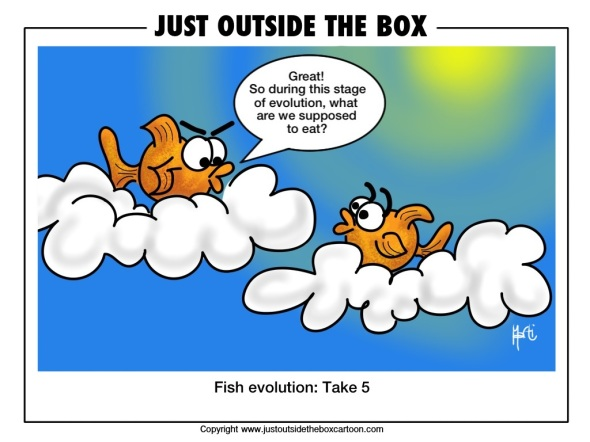Fish evolution gone wrong