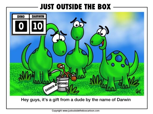 dinosaur extinction theory