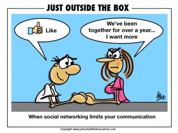 Social networking limitations