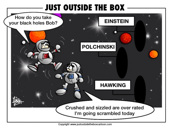 How do you take your black hole?