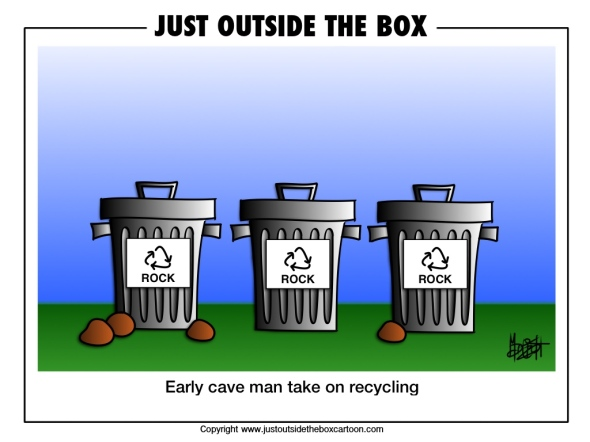 First form of recycling