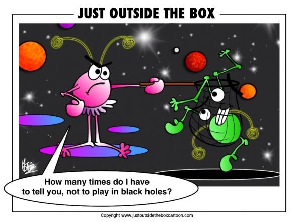 Black hole theory - Einstein's way